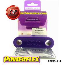 Rover 25 Powerflex Schaltgestänge Halterung hinten PFF63-415