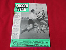 SOCCER Star  Magazine  inc  CHESTERFIELD  Football Team Picture 11/12/64