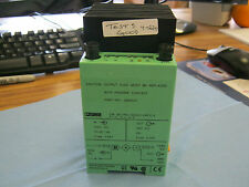 Phoenix Contact: CM90-PS-120AC/24DC/2 Power Supply.  P/N: 2939027.  Tested . <