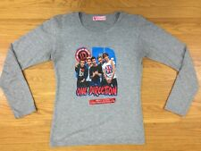 One Direction Latin American Tour 2014 long sleeve T-shirt tee - Youth Large