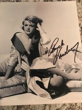 Angela Lansbury 8x10 Autograph SIGNED PHOTO JSA COA Young