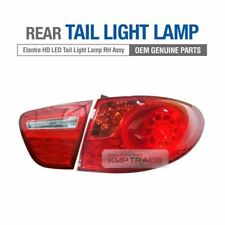 OEM Rear Tail Light LED Lamp Right Assembly For HYUNDAI 2007 - 2010 Elantra HD