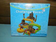 Sand N Sun Inflatable Pool Challenge Racers Game WM-7820