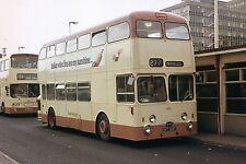 Rotherham Transport 1486 HET 186F SYPTE 6x4 Quality Bus Photo