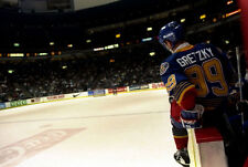 Wayne Gretzky St Louis Blues 8x10 Photo
