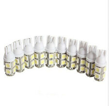 10pcs T10 9 SMD 5050 White LED 194 168 W5W Light Car Tail Lamp Bulb Bright 12V