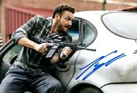 ROSS MARQUAND signed Autogramm 20x30cm WALKING DEAD in Person autograph AARON