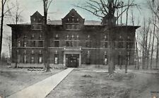Angola Indiana~Tri State College~Engineering Building~1910 CU Williams Postcard