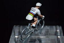 Gimondi Champion du monde Bianchi - Petit cycliste Figurine - Cycling figure