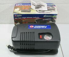 Campbell Hausfeld 120 Volt Inflator 125 PSI Air Compressor RP4000 Portable
