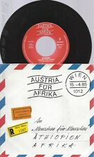 """7""""AUSTRIA FÜR AFRIKA--AMBROS--HELLER--DANZER--MINISEX"""