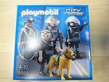 "Playmobil Set 5565  ""SEK Team"" NEU"