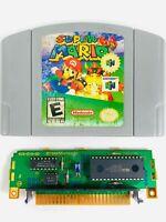 Super Mario (Nintendo 64) Authentic, Tested
