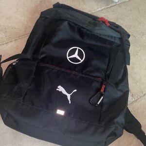 Puma x Mercedes backpack