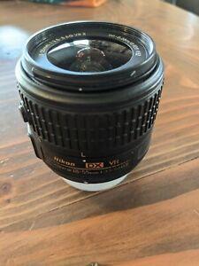 Nikon AF-S DX NIKKOR 18-55mm f/3.5-5.6GII VR Lens