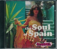 The Soul of Spain La Fiesta Brava Orchestra CD Very Good MARC 740