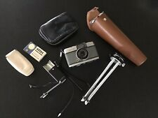 Vintage Olympus Pen Camera and Accessories