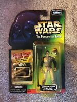 Kenner Star Wars The Power Of The Force Freeze Frame Lando Calrissian MOC