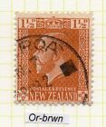 New Zealand 1915-33 George V Issue Fine Used 1/2d. 041200
