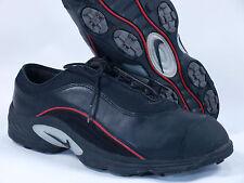 Vintage Nike Zoom Tiger Woods T-Range TW Sz 8 Black - zoom air 1997 97 1998 98