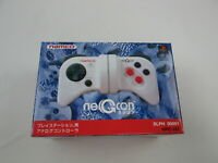 Negcon white with box Playstation 2 Japan Ver PS2