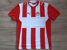 OLYMPIACOS! 2010! shirt trikot camiseta maglia jersey kit! 5/6 ! S adult#
