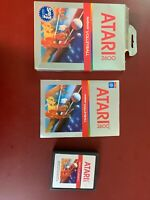 Atari 2600 Realsports Volleyball Complete with box manual