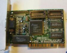 67C 8267C//V3 JATON TVGA9685PCI TRIDENT PROVIDIA9685 PCI VGA CARD