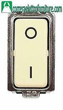 elettrocanali ECL2509 interruttore bipolare 16A compatibile BTicino Magic