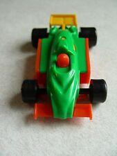 BRUDER MINI vintage toy FORMULA RACE CAR Made in Germany SNAP TOGETHER