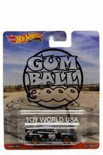 2019 Hot Wheels Replica Entertainment Gum Ball 3000 Subaru Impreza WRX