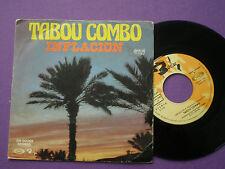 Tabou Combo Inflation Span 45 1976 Latin