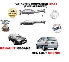 FOR RENAULT MEGANE RENAULT SCENIC NEW CATALYTIC COVERTER CAT