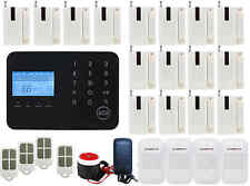 K30 IOS/Android APP GSM PSTN Wireless Office Home Security Alarm Burglar System