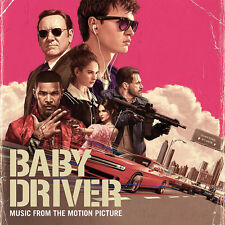 Baby Driver Music From The Motion Picture Double CD Soundtrack