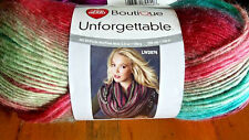 Red Heart Boutique Unforgettable Yarn  Parrot