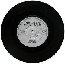 """CHRIS FARLOWE  """"RIDE ON BABY c/w HEADLINES""""  60's ROCK  LISTEN!"""