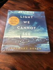 All the Light We Cannot See by Anthony Doerr (English) Compact Disc Book New