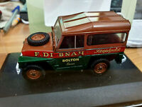 Land Rover Light Weight Hard Top Fred Dibnah  - Scala 1/43 - Oxford 43LRL006