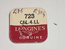 Longines balance staff 4LL 13.15 balance seat 75 / axe de balancier / Unruhwelle