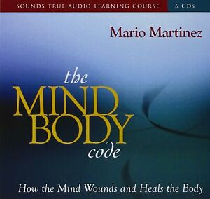 The Mind Body Code by Mario Martinez Audiobook New