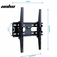 TV Wall Bracket Mount Tilt for 26 27 32 37 40 42 46 50 inchs 3D LED LCD Plasma