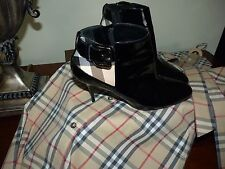 BURBERRY ANKLE BOOTIES SIZE 9