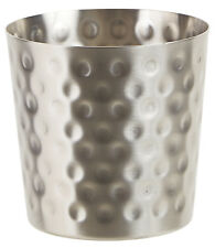 Winco Sfc-35H, 3.25-Inch Diameter Hammered Fry Cup, Stainless Steel