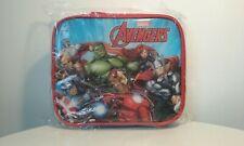 Marvel Avengers Lunch Bag - School - Picnic Etc Brand New