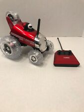 Thunder Tumbler RC Remote Control Red Car TESTED Sharper Image Summer Toy