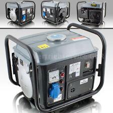 BITUXX® Benzin Notstromaggregat 850W Stromgenerator Stromerzeuger Stromaggregat