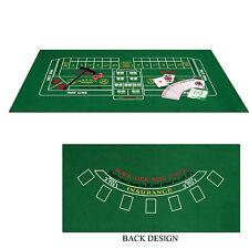 El Blackjack y Craps Set-Casino Fiesta De Juegos-Home Casino Kit-Fiesta Decoración