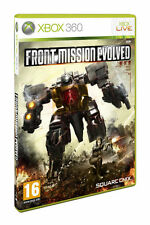 Front Mission Evolved Xbox 360 It Import Square Enix
