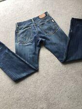 EDWIN 865B Nashville Selvedge Blue Denim Jeans 30 X 34
